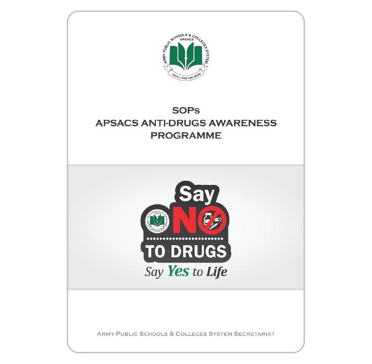 anti drug SOP