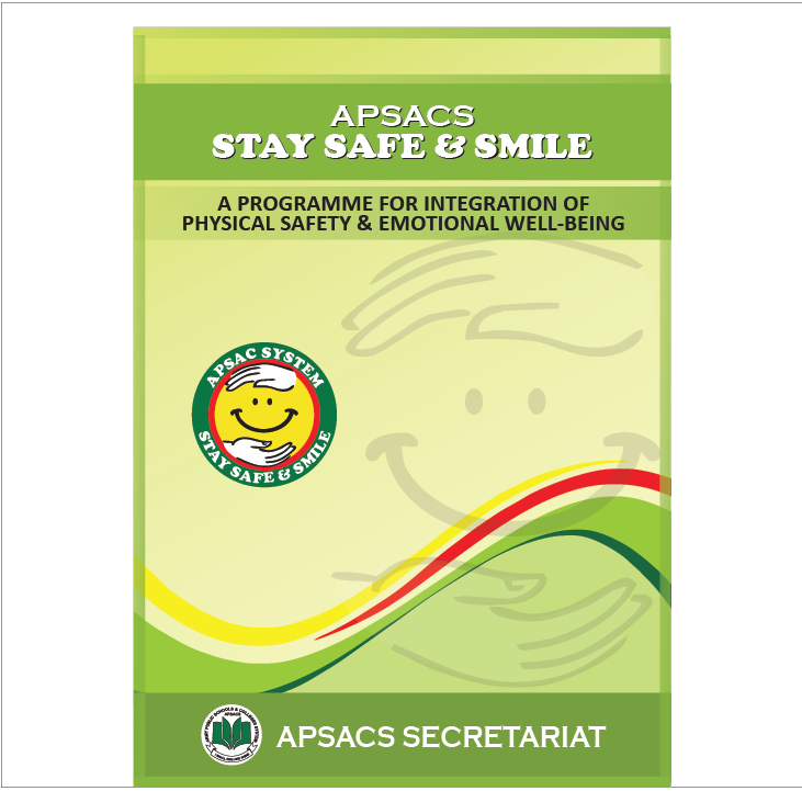 stay safe and smile